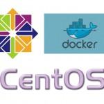 Docker centos initiation